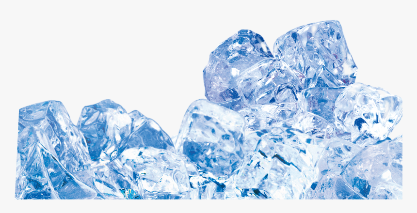 Ice Cube Desktop Wallpaper Blue Ice - Ice Cube Png, Transparent Png, Free Download
