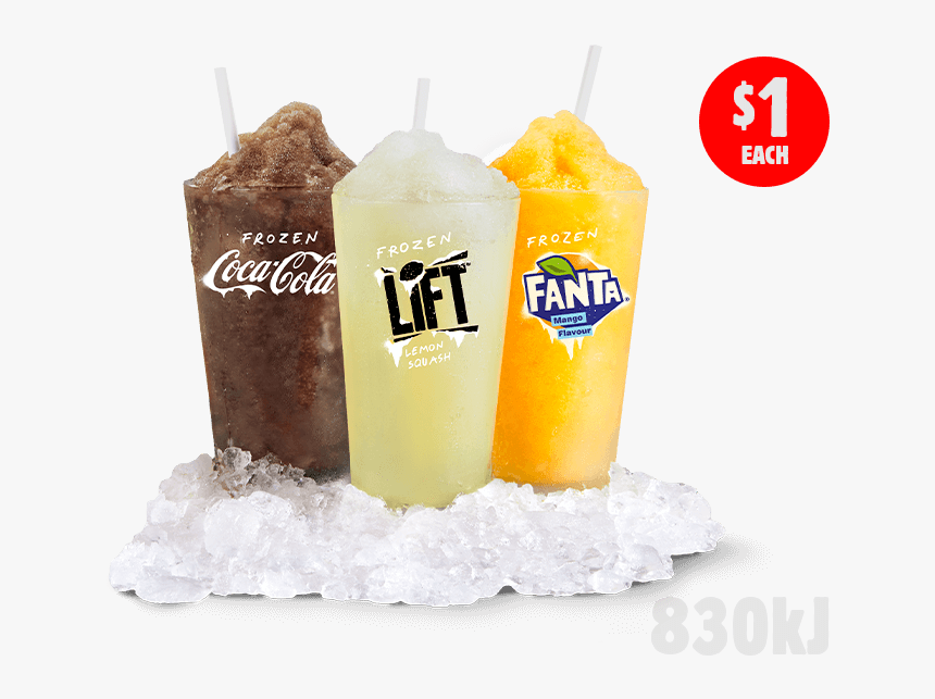 Frozen Drinks - Ice Cream Sodas, HD Png Download, Free Download