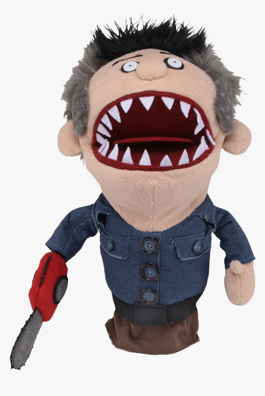Ash Vs Evil Dead Ashy Slashy Puppet, HD Png Download, Free Download