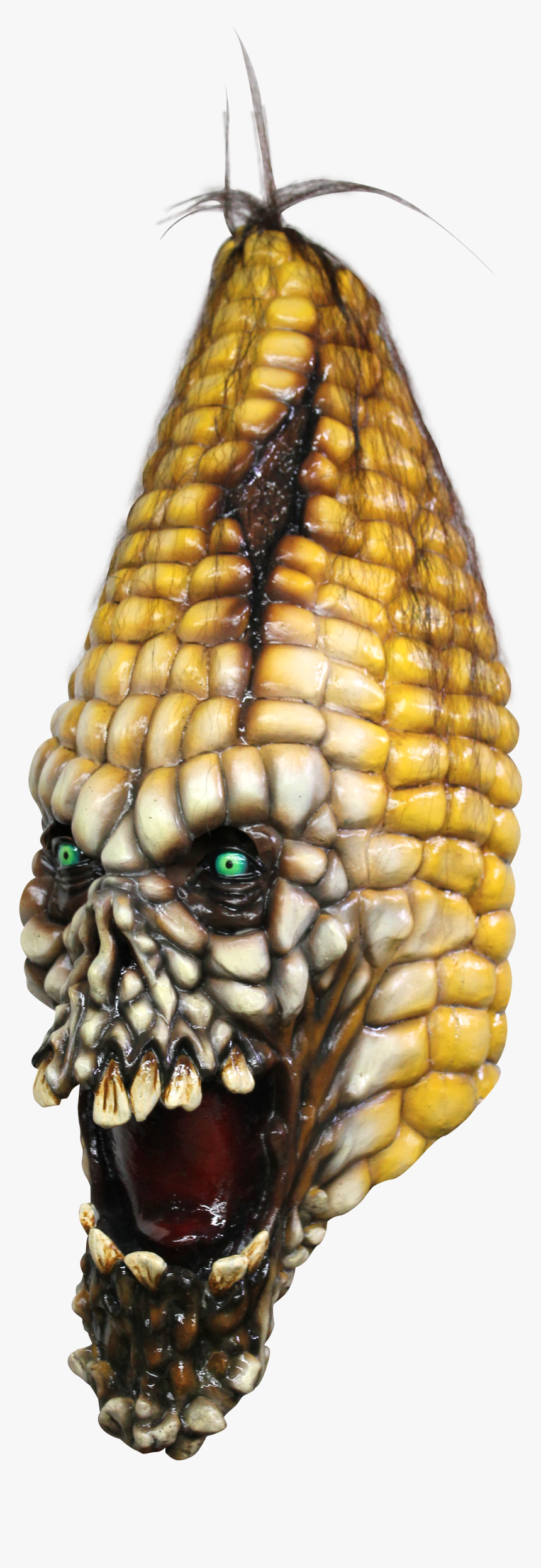 26340 - Evil Corn Mask, HD Png Download, Free Download