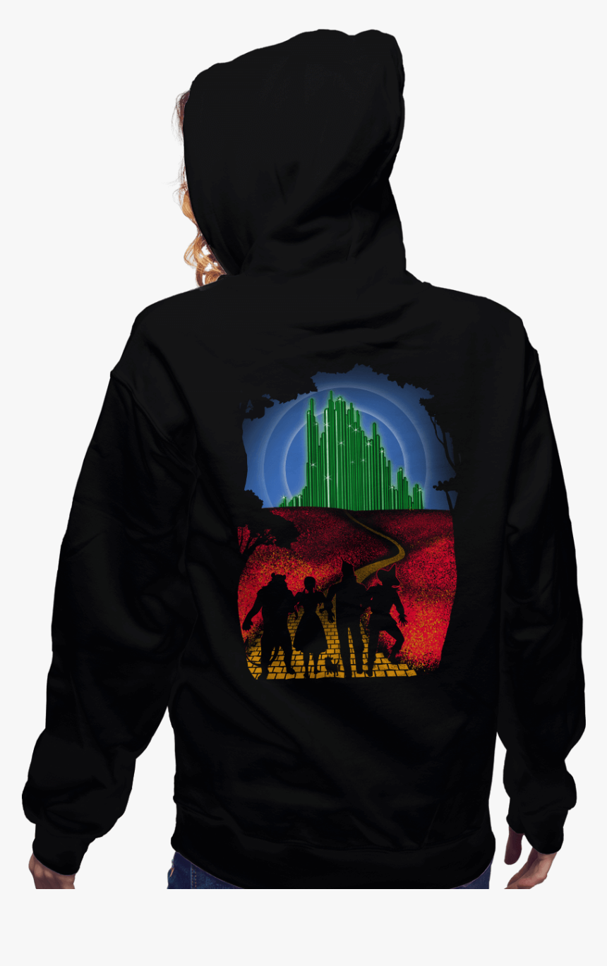 Transparent Yellow Brick Road Png - Losers Club Hoodie Derry Me, Png Download, Free Download