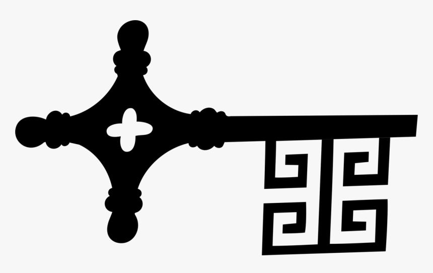 Logo,symbol,art - Cross, HD Png Download, Free Download