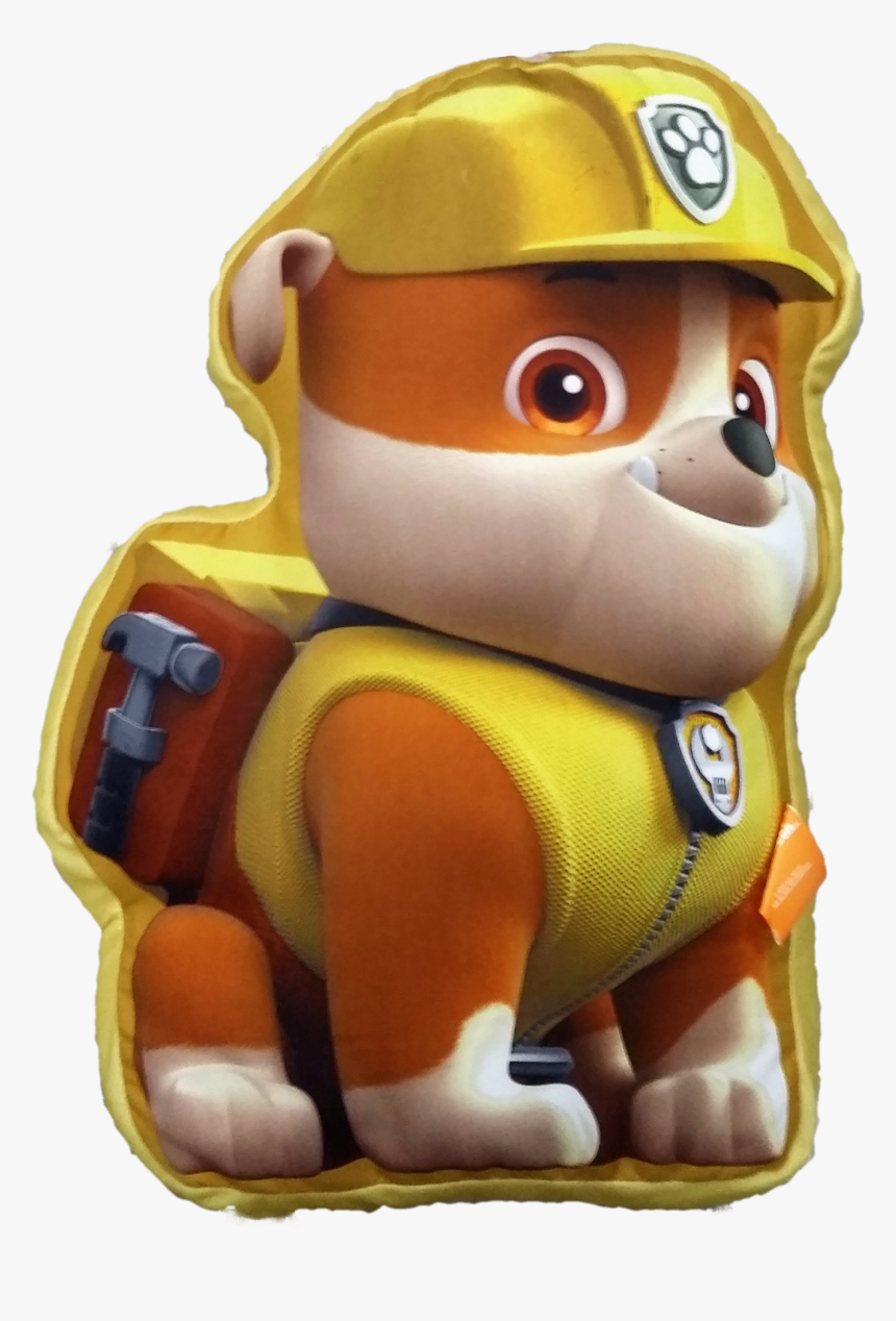 Rubble Paw Patrol Clipart, HD Png Download, Free Download