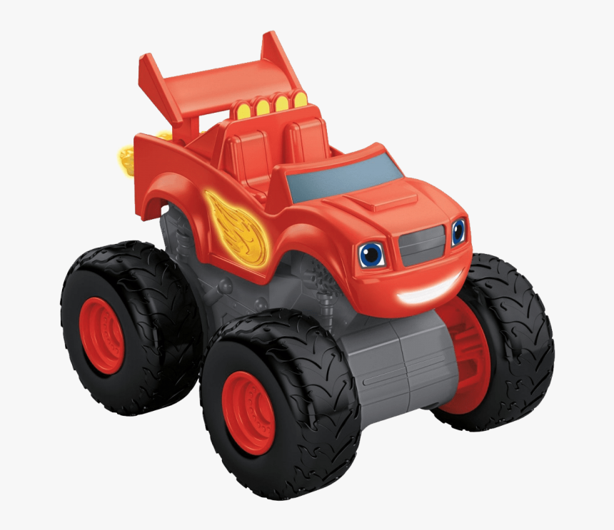 Blaze And The Monster Machine Transforming Toy Hd Png Download
