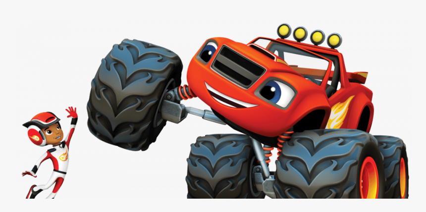 Blaze And The Monster Machines Png Transparent Png Kindpng
