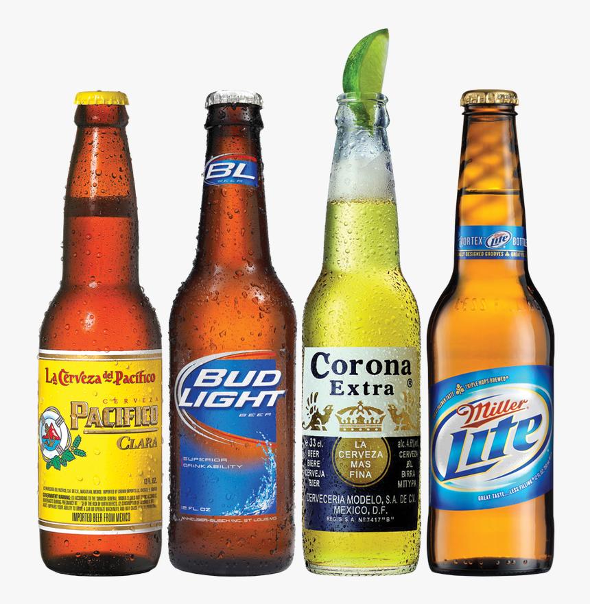 Transparent Cerveza Modelo Png - Transparent Background Corona Bottle Png, Png Download, Free Download