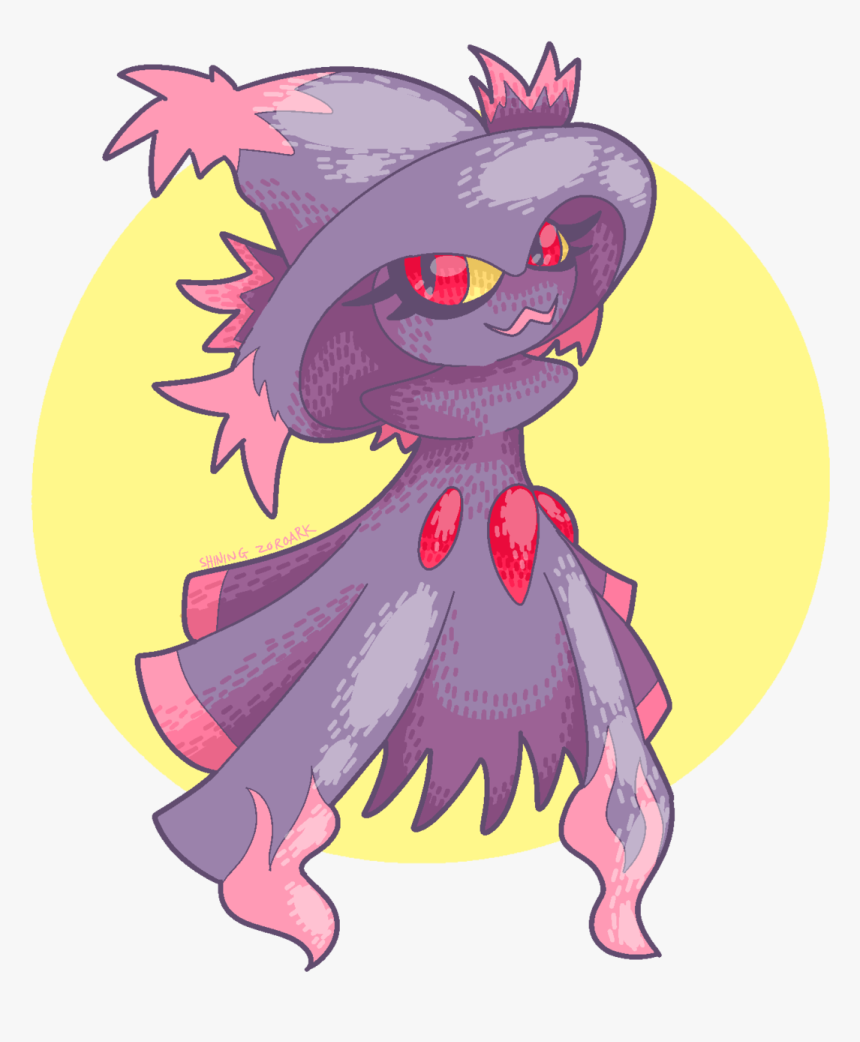 """""""mismagius Is A Cool Ghost """" - Mismagius Cute, HD Png Download, Free Download"""