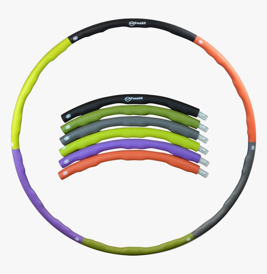 Hula Hoop,circle,cable,toy - Circle, HD Png Download, Free Download