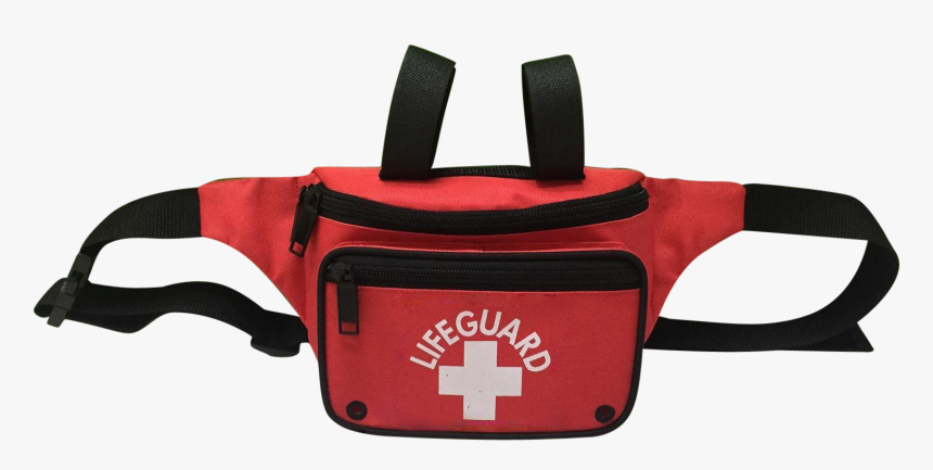 Find Out More - Lifeguard Fanny Pack Transparent, HD Png Download, Free Download