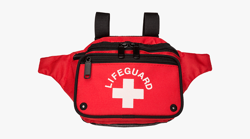 Draineasy Lifeguard Fanny Pack Is A Drain-through Hip - Lifeguard Fanny Pack With Bottle Holder, HD Png Download, Free Download