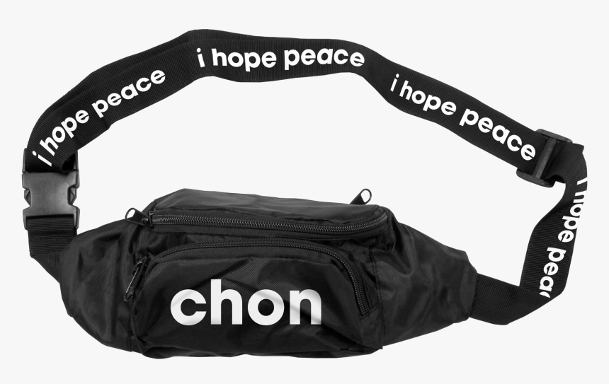 I Hope Peace Cross Body Fanny Pack - Fanny Pack, HD Png Download, Free Download