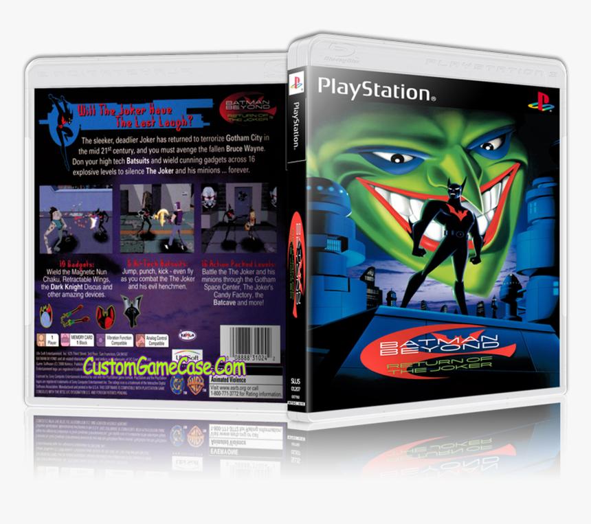 Batman Beyond Return Of The Joker - Batman Beyond: Return Of The Joker (2000), HD Png Download, Free Download