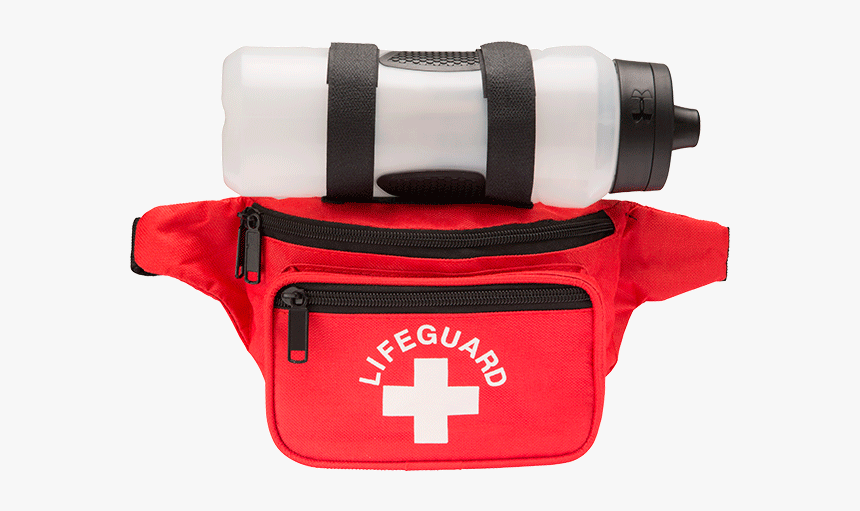 Lifeguard Responder Fanny Pack With Lifeguard And Cross, HD Png Download, Free Download