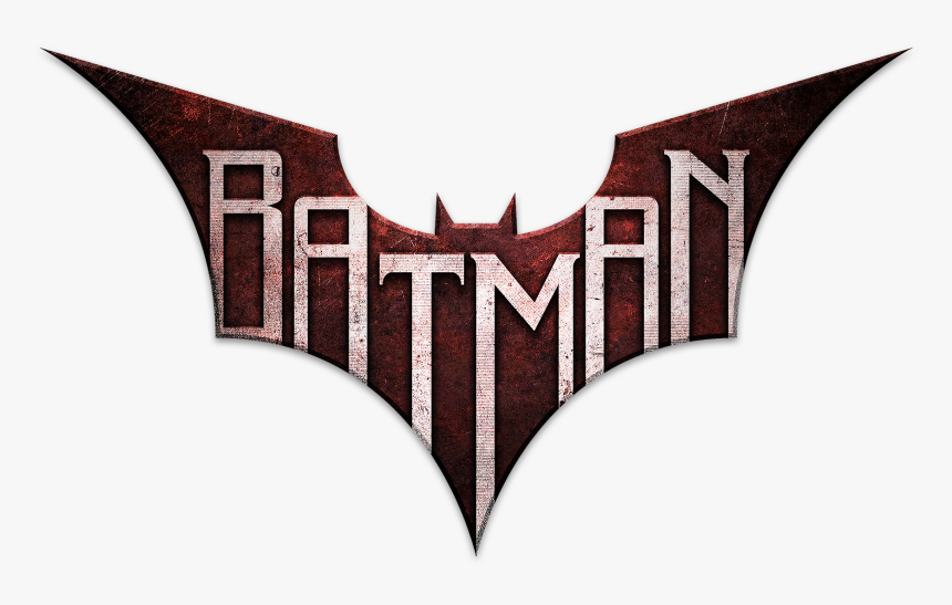 Had A Go At What I Think A Beyond Game Logo Would Look - Batman Beyond: Return Of The Joker, HD Png Download, Free Download