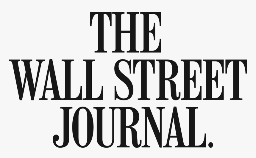 Wall Street Journal Png, Transparent Png, Free Download
