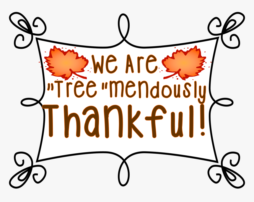 I Am Thankful Clipart - Thankful Clipart, HD Png Download, Free Download