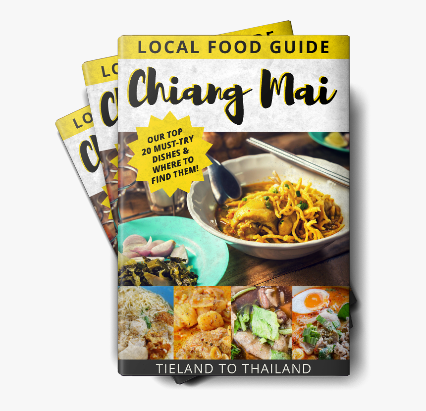Chiang Mai Local Food Guide - Side Dish, HD Png Download, Free Download