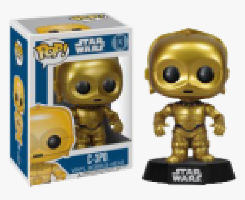Funko Star Wars C3po Pop Vinyl Figure - Figurine Pop Star Wars, HD Png Download, Free Download