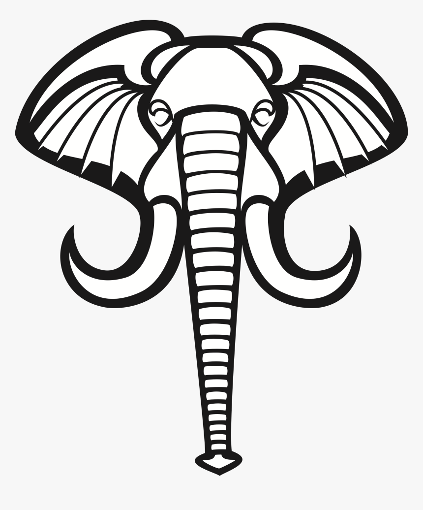 Elephant Head Vector Art Clipart Png Download Elephant Face Vector Png Transparent Png Kindpng Our database contains over 16 million of free png images. elephant head vector art clipart png