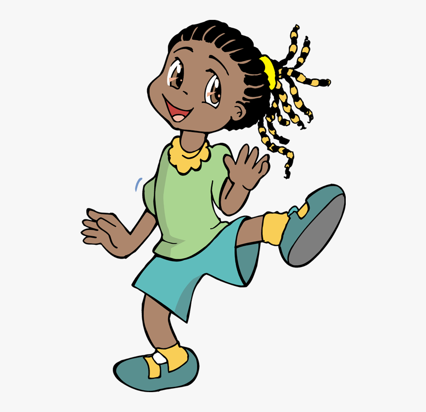 Clip Art Kid Dancing Clipart Parts Of The Body Exercises Hd Png Download Kindpng