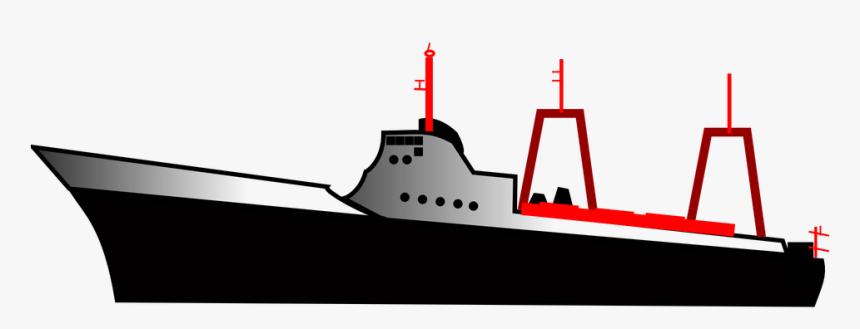 Boat Clipart , Png Download - Big Boat Clipart, Transparent Png, Free Download