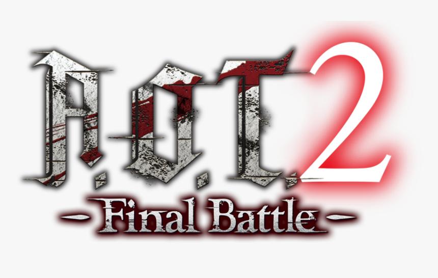 Aot 2 Final Battle Logo, HD Png Download, Free Download