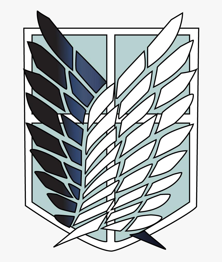 Transparent Attack On Titan Logo Png Shingeki No Kyojin Logo Png Png Download Kindpng