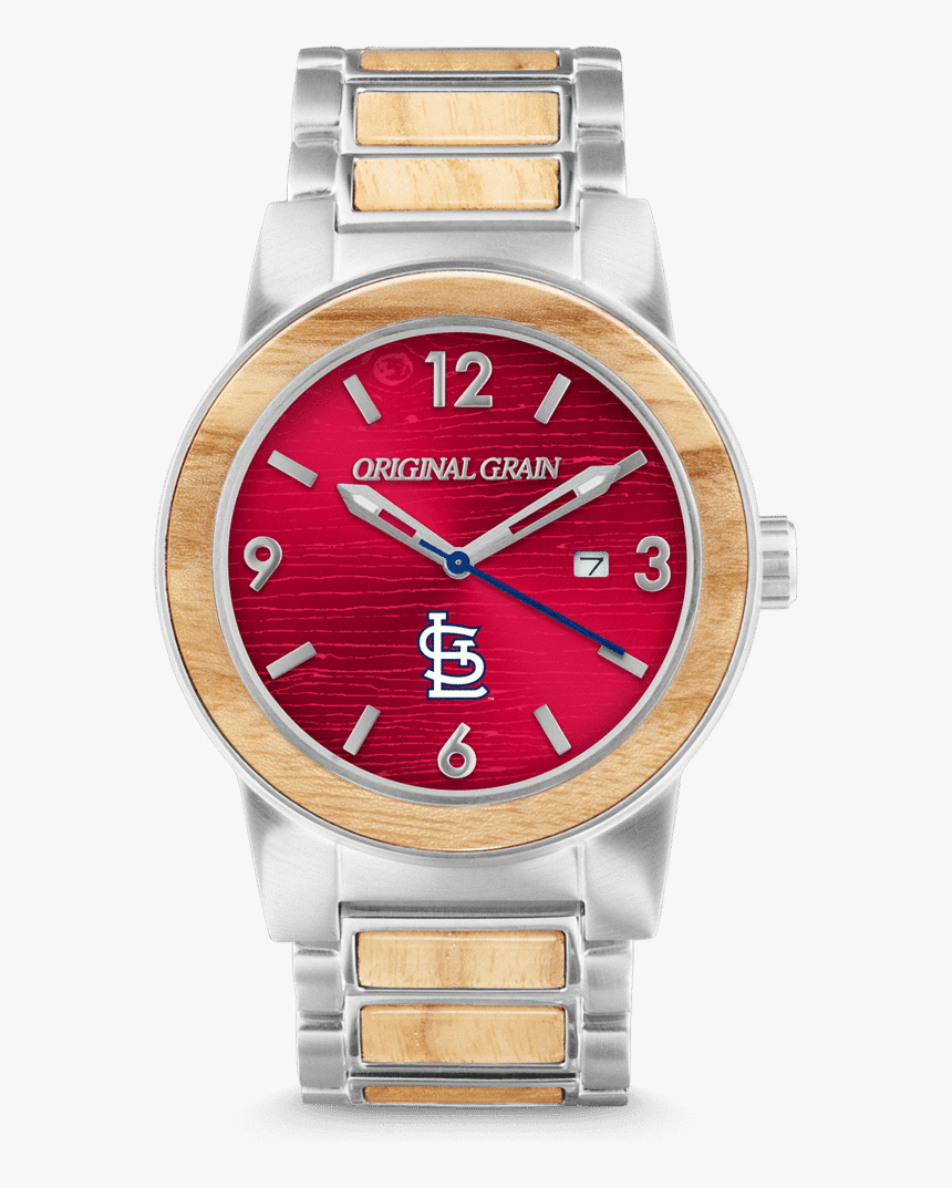 Louis Cardinals Barrel 42mm - Audemars Piguet Royal Oak, HD Png Download, Free Download