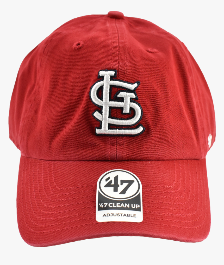 """Louis Cardinals Red """"47 Mlb Dad Hat - St Louis Cardinals, HD Png Download, Free Download"""