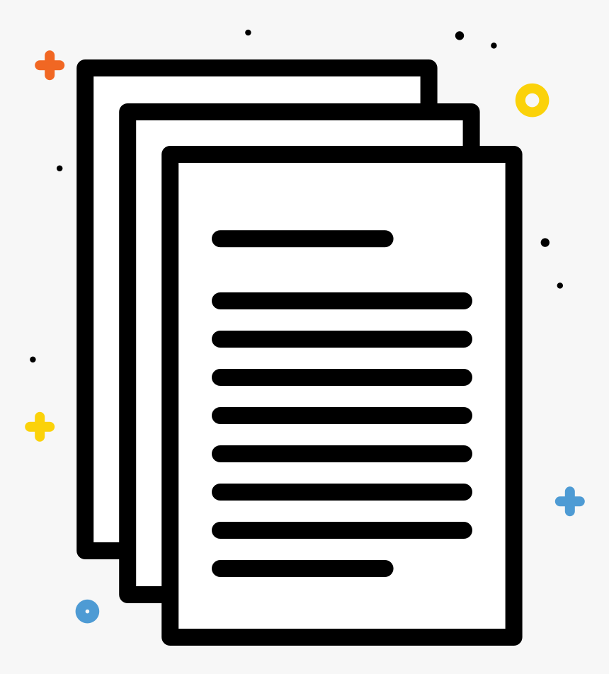 Documents Icon - Documents Icon Png, Transparent Png, Free Download