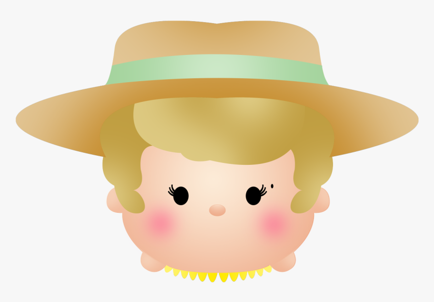 Disney Tsum Tsum Winifred Banks George Banks Mary Poppins - Tsum Tsum Mary Poppins Jane, HD Png Download, Free Download
