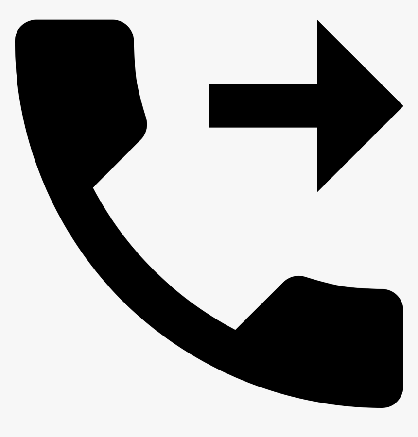 Outgoing Call Icon , Png Download, Transparent Png - kindpng