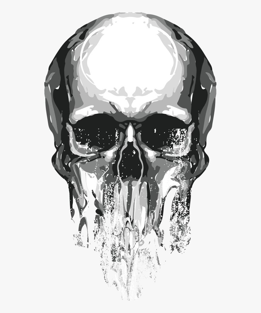 481 skull free clipart | Public domain vectors