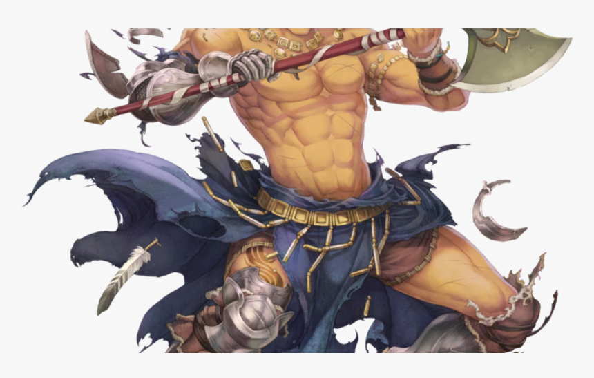 Video Game Characters Png - Fire Emblem Heroes Haccan, Transparent Png, Free Download
