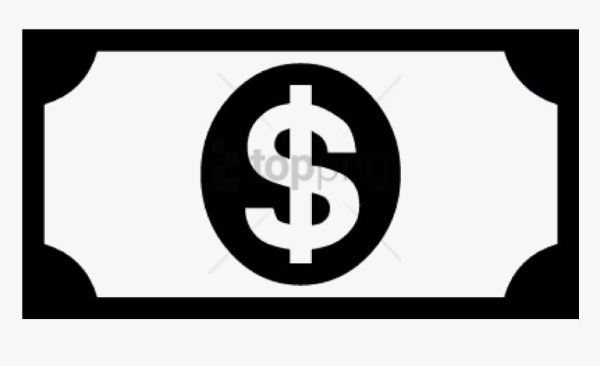 Dollar Bill Icon Png - Dollar Bill Png Vector, Transparent Png, Free Download