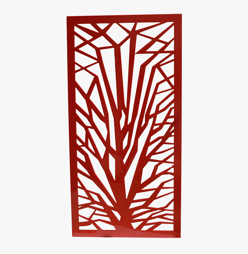 Red Outdoor Wall Art Hd Png Download Kindpng