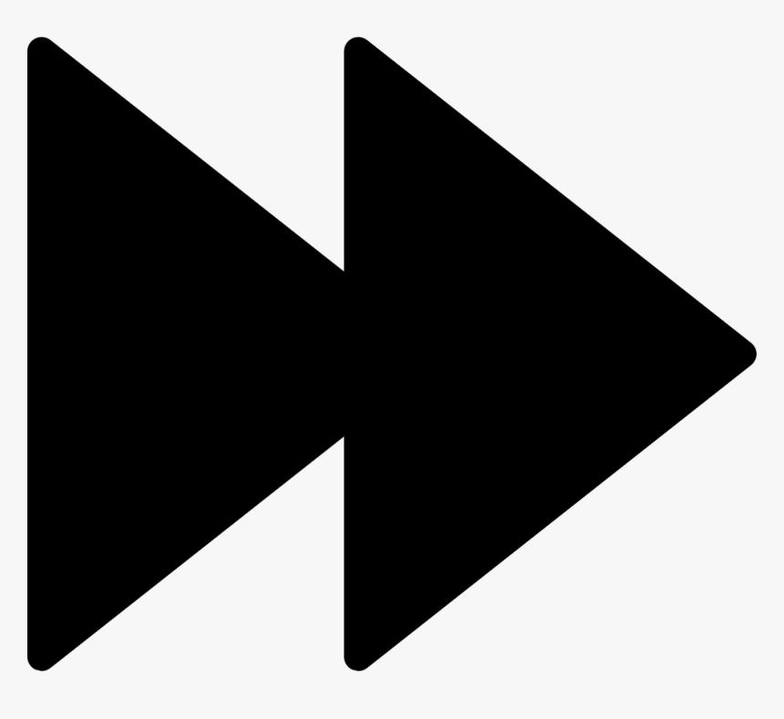 Fast Forward Symbol Transparent, HD Png Download, Free Download