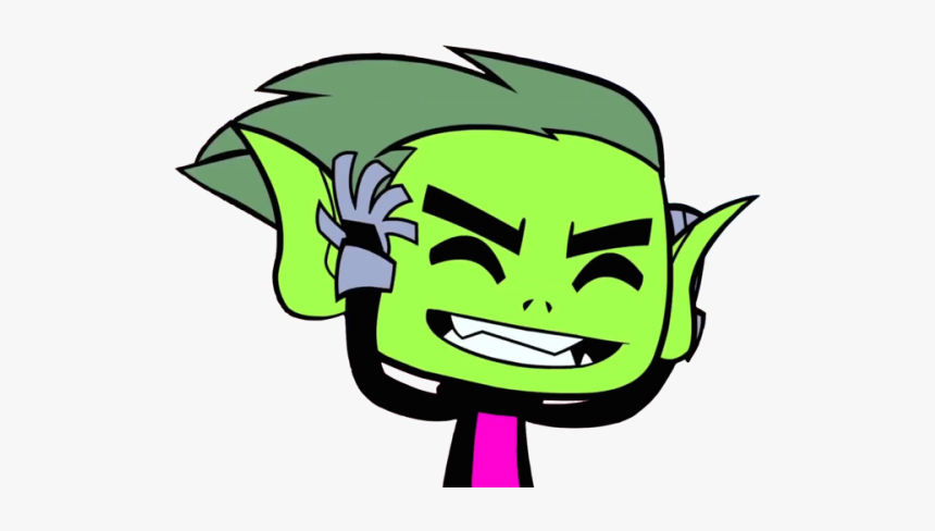 Beast Boy Clipart Transparent Background - Teen Titans Go Beast Boy Png, Png Download, Free Download