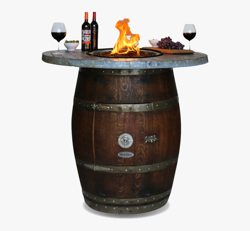 Vin De Flame Estate Fire Table, HD Png Download, Free Download