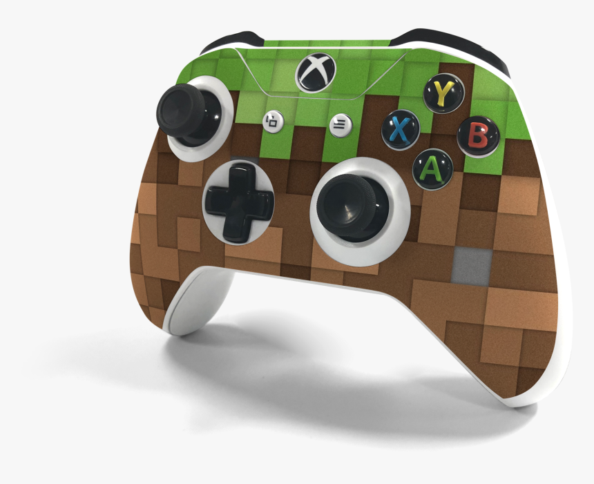 "Xbox One S Controller Crafter Decal Kit""  Class=""lazyload - Xbox One Controller Camo, HD Png Download, Free Download"