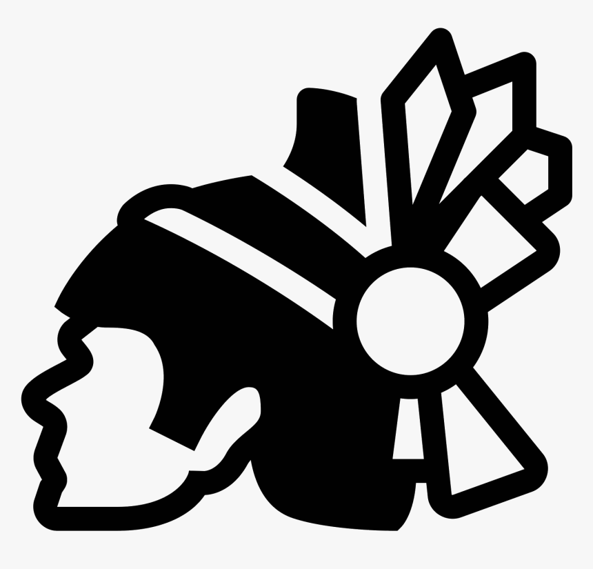 Aztec Filled Icon - Aztec Indians Clip Art, HD Png Download, Free Download