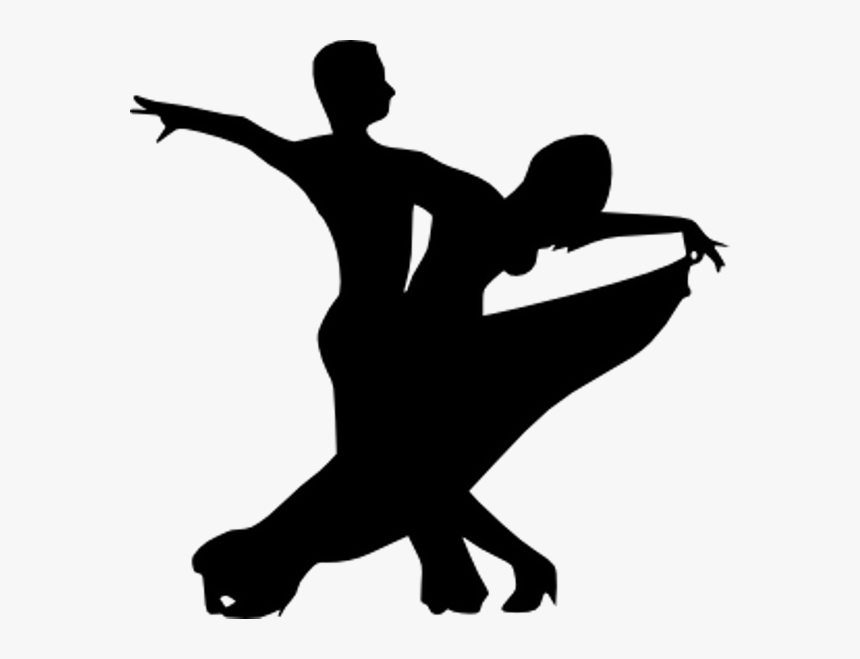 Berlin Ballroom Dance - Ballroom Dance In Black And White, HD Png Download, Free Download