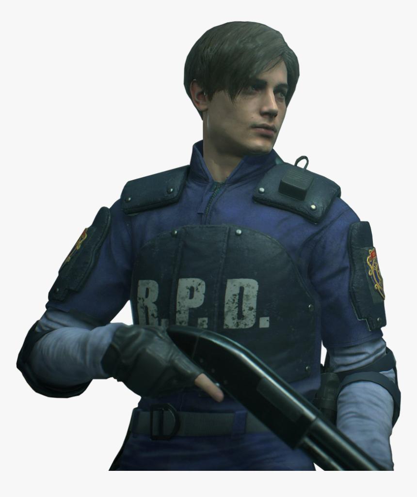 Transparent Resident Evil Leon Png Resident Evil 2 Remake Png