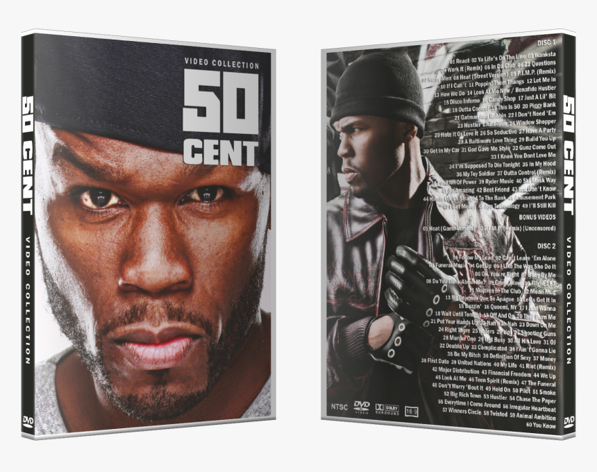 50 Cent , Png Download - 50 Cent, Transparent Png, Free Download