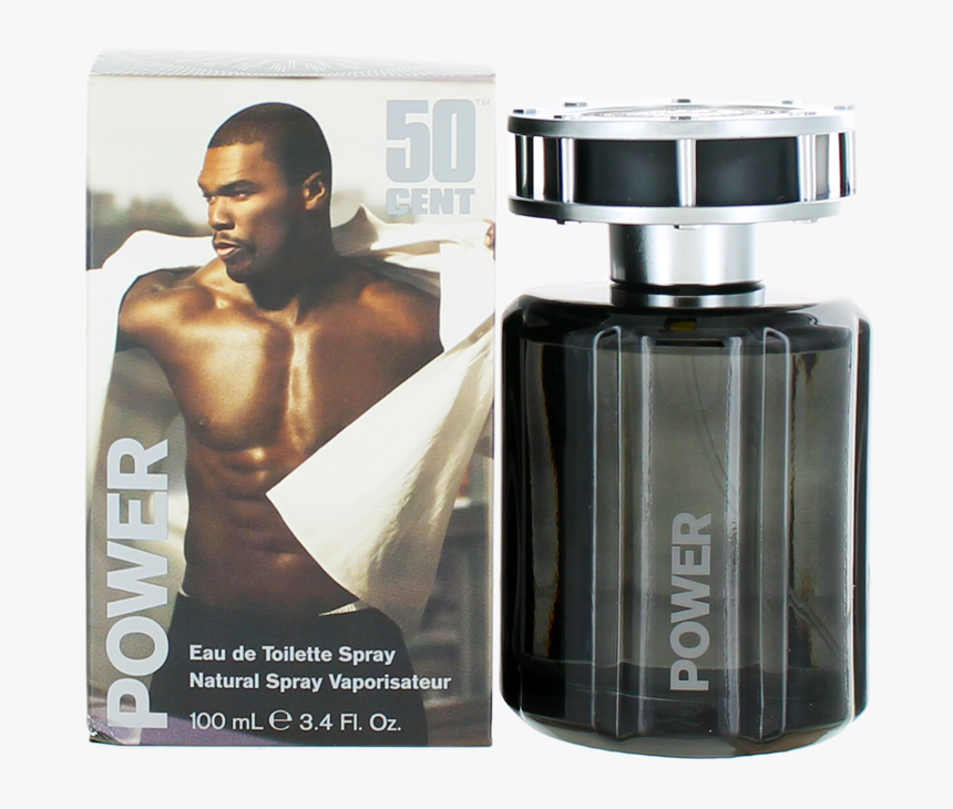 Transparent 50 Cent Png - 50 Cent Power Cologne, Png Download, Free Download