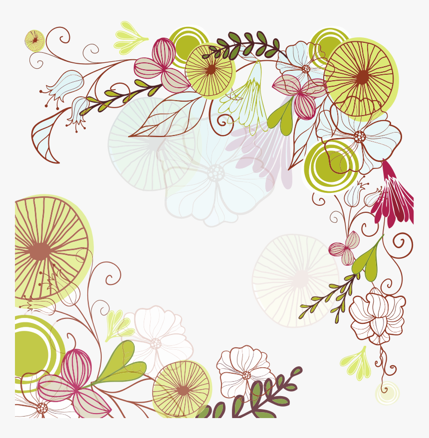 Border And Frame Png, Transparent Png, Free Download