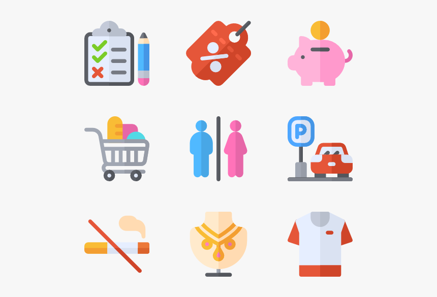 Center Icon Packs - Free Big Data Icons, HD Png Download, Free Download