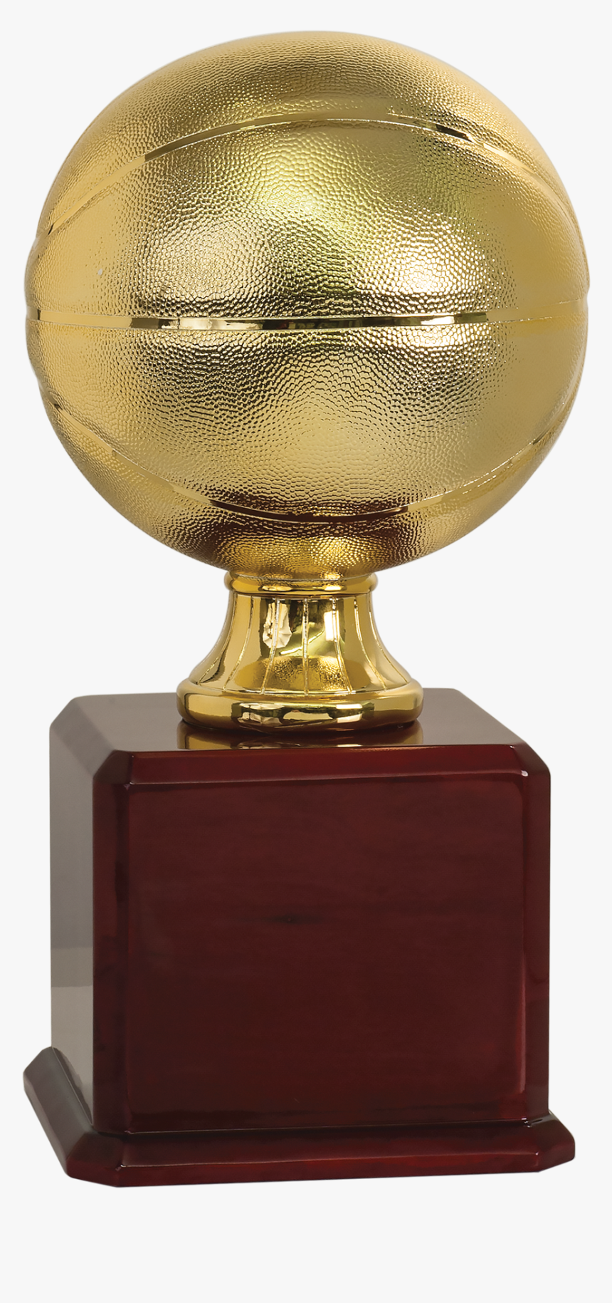 Basketball Trophy Png, Transparent Png, Free Download