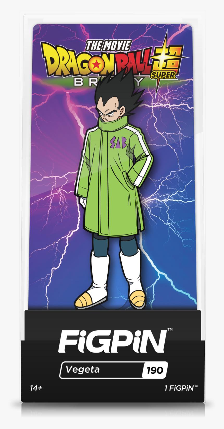 Dragon Ball Super Figpin, HD Png Download, Free Download