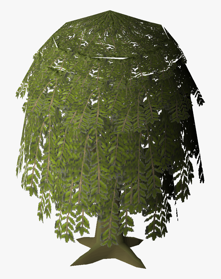 Willow Tree Osrs, HD Png Download, Free Download